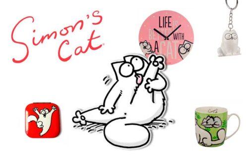 Cadeaux et Accessoires Simon's Cat