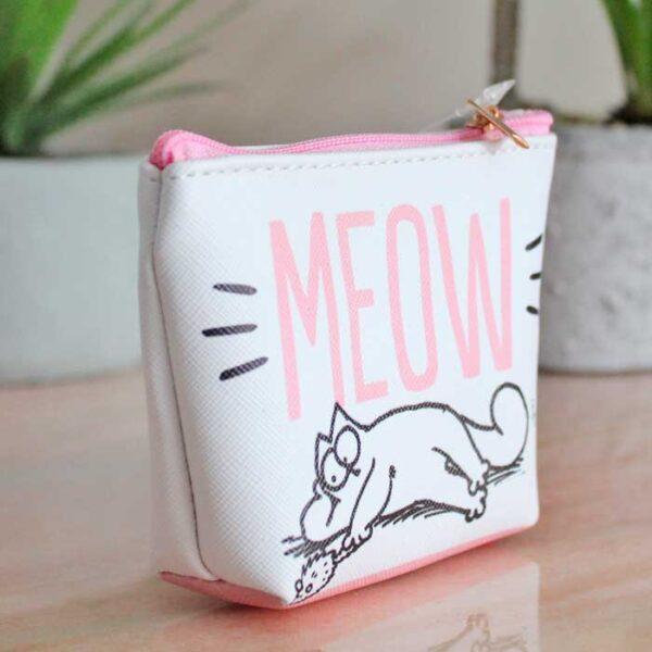 Porte-monnaie Chat Simon's Cat