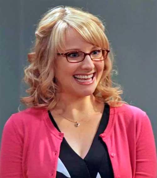 Personnage de Bernadette dans Big Bang Theory