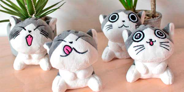 Peluches Chat