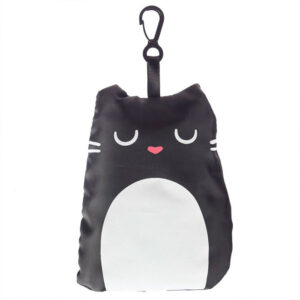 Sac de courses pliable en forme de Chat