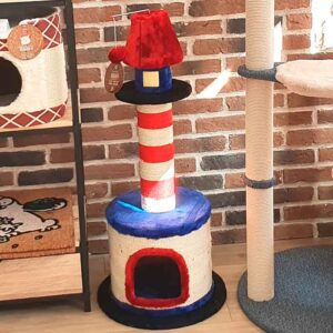 Griffoir pour chats Phare