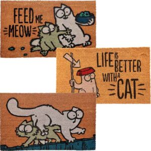 Paillasson Chat Simon's Cat