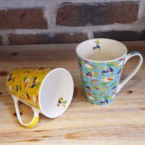 Mugs Chats Pop colorés